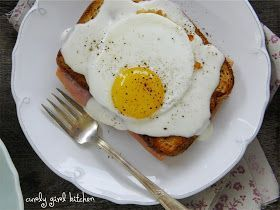 Breakfast for Two - Croque Monsieur and Croque Madame #croquemonsieur Curly Girl Kitchen: Breakfast for Two - Croque Monsieur and Croque Madame #croquemonsieur Breakfast for Two - Croque Monsieur and Croque Madame #croquemonsieur Curly Girl Kitchen: Breakfast for Two - Croque Monsieur and Croque Madame #croquemonsieur