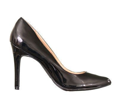 Report Stamos Pumps Womens Shoes Black Size 6.5 ~