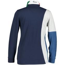 Photo of State of Art Racing Rugby Shirt, colored blocks State of ArtState of Art
