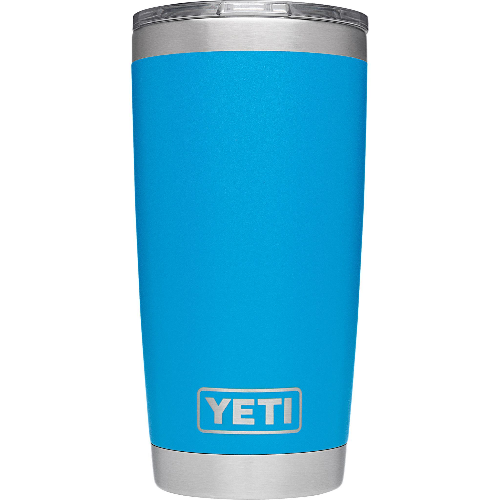 YETI Rambler 20 oz Tumbler Stainless Steel ALL Colors
