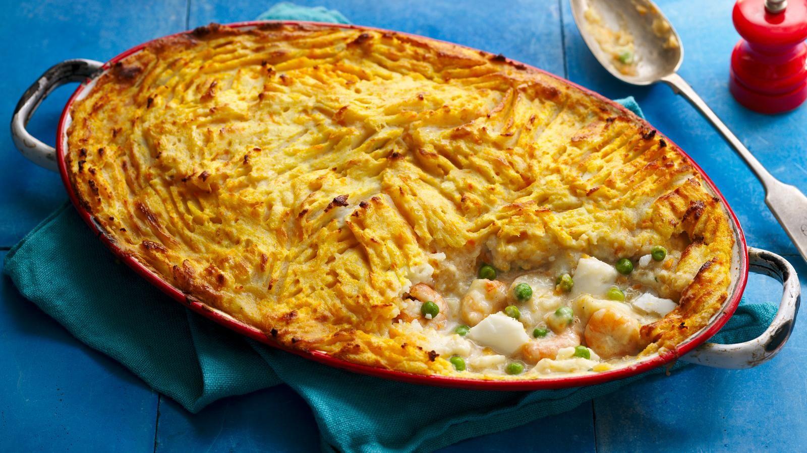 Healthy Fish Pie Recipe Bbc Food Fish Pie Recipes Food