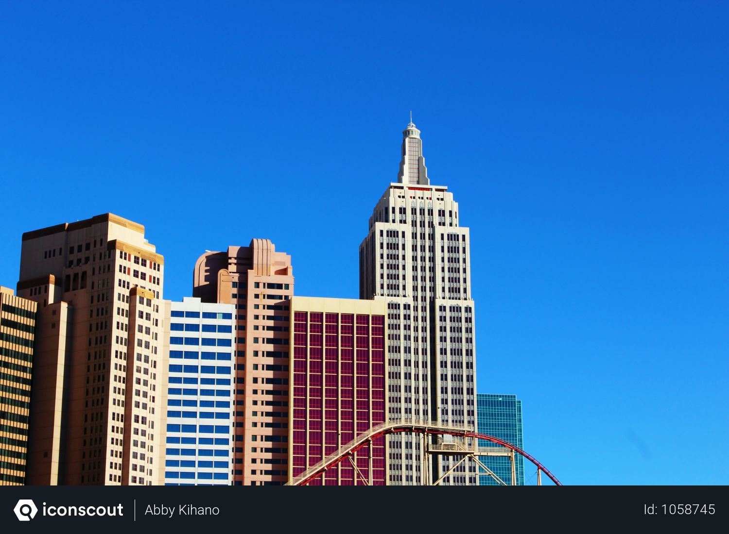 Free White Red And Brown High Rise Buildings City View Photo Download In Png Jpg Format High Rise Building City View Building