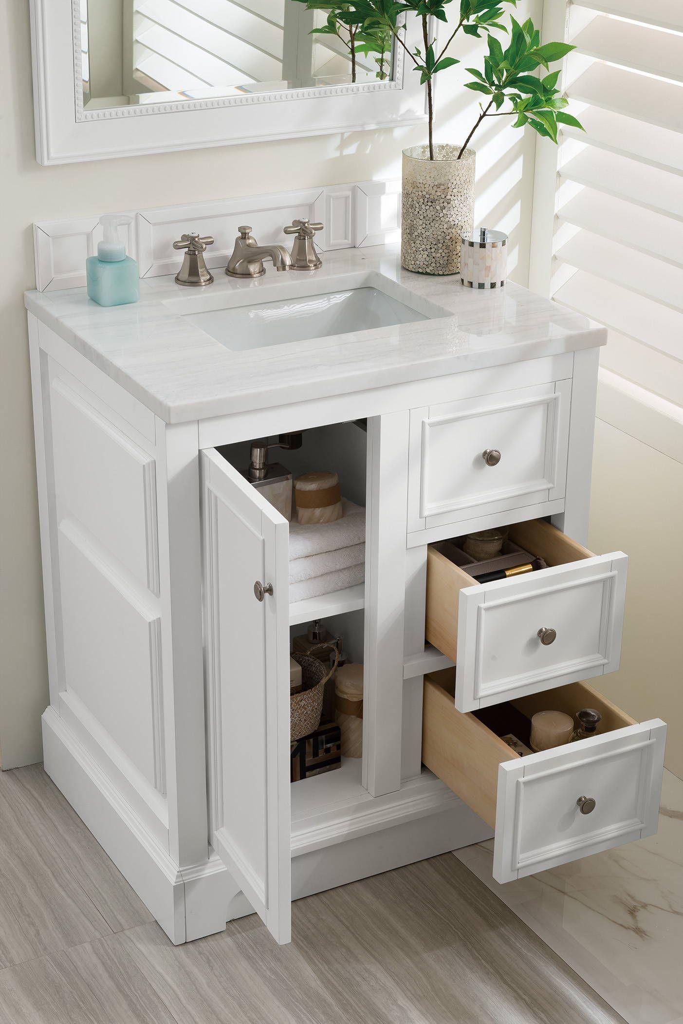 Photo of De Soto 30″ Single Bathroom Vanity