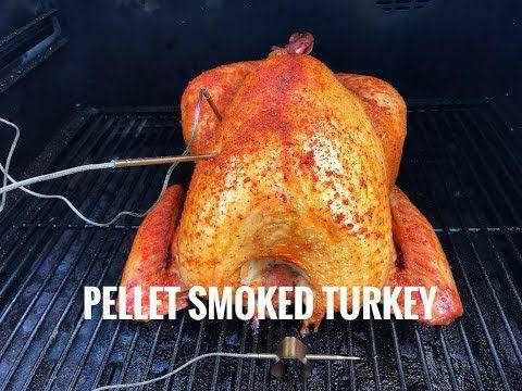Photo of Pellet Smoked Turkey Recipe (Brine Recipe Included)