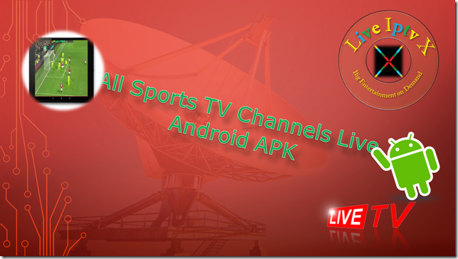 Watch TV Stream Online All Sports TV Channels LIVE APK