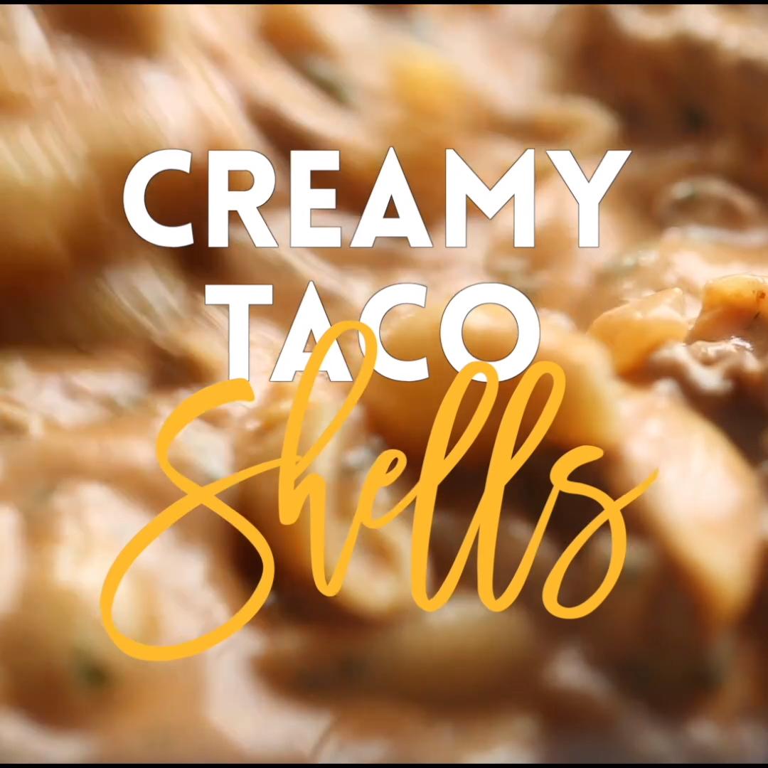 Creamy Taco Shells images