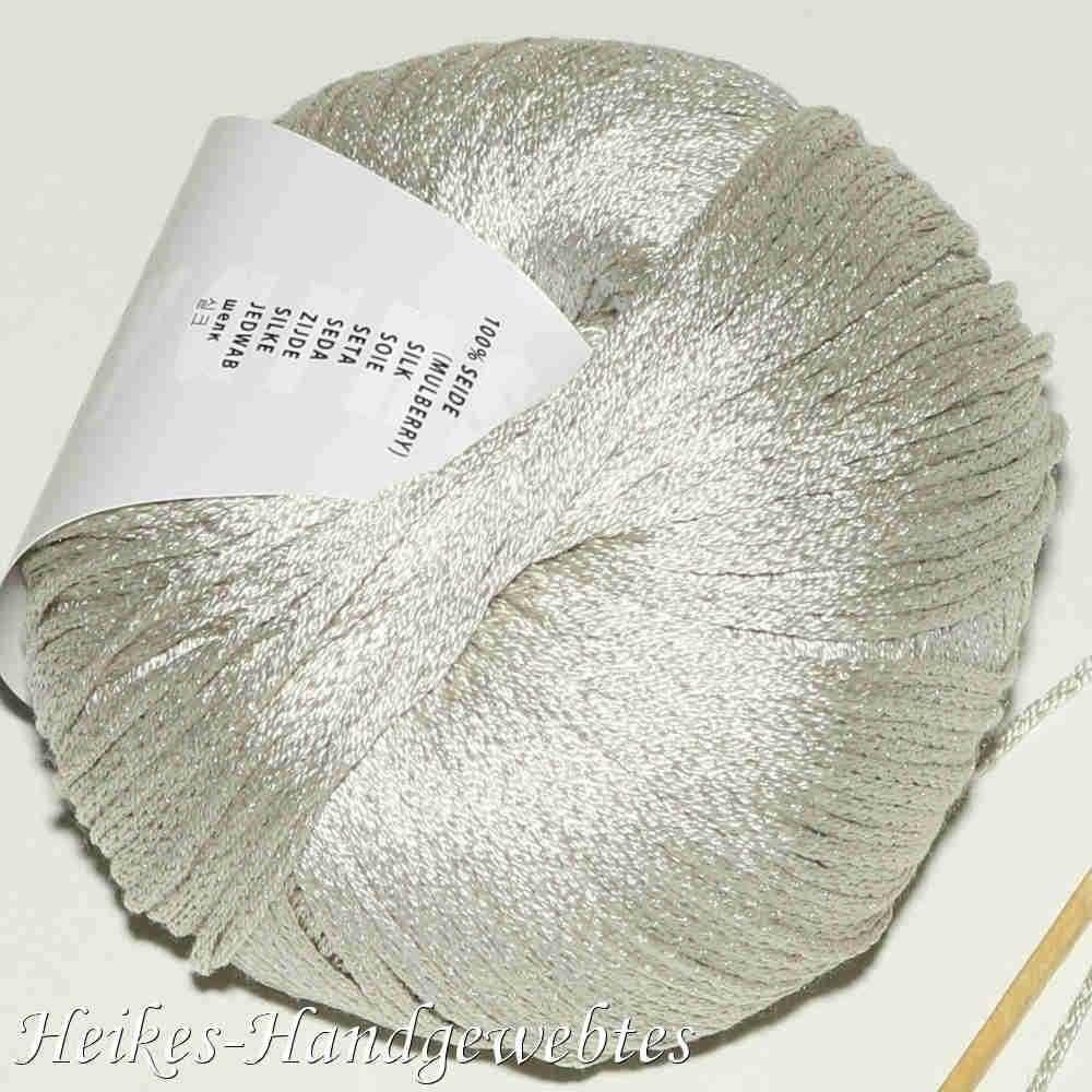 Mulberry Silk Sand | Stricken leicht gemacht, Seide, Garn
