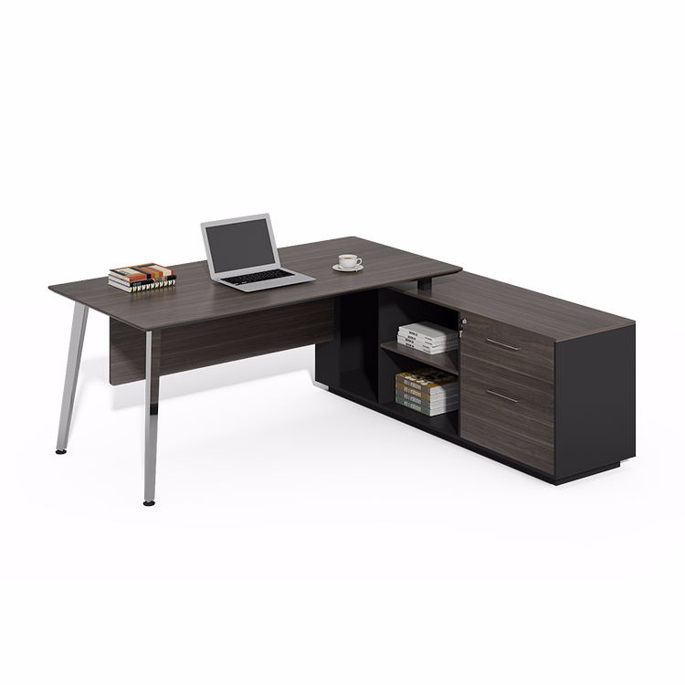 Cheap But High Quality Melamine L Shaped Executive Office Desk Wooden Office Table Executive View Office Table Executive Xusheng Product Details From Guangzho Office Table Design Executive Office Desk Wooden Desk