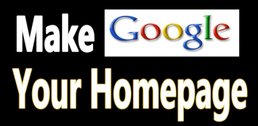 Google Homepage How To Make Google Your Default Homepage Google