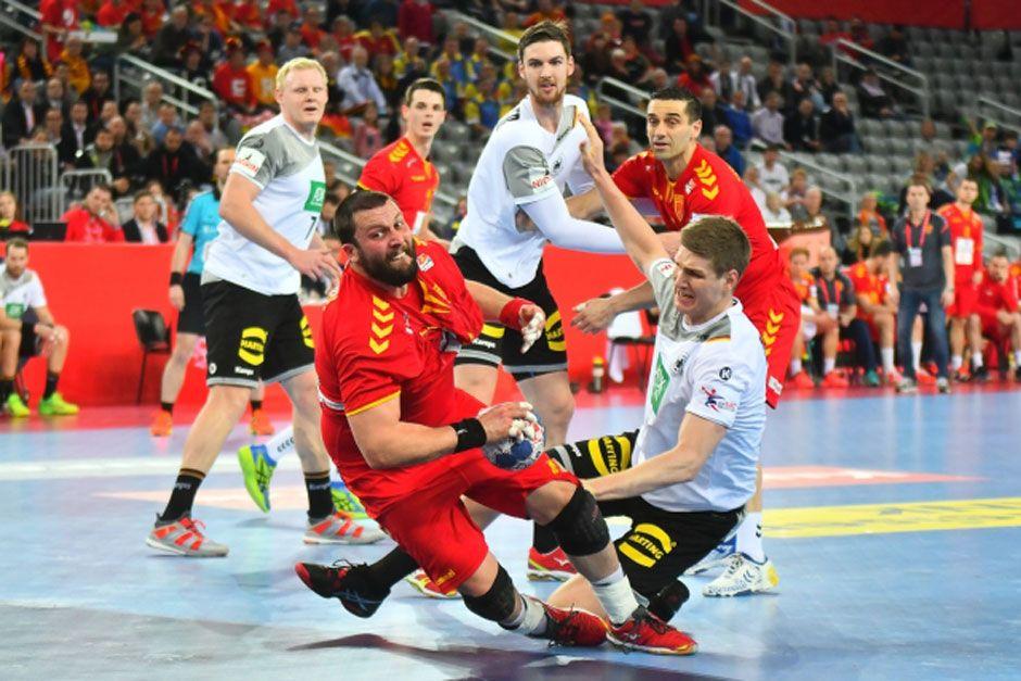 Handball EM Mazedonien zum ersten mal als Gruppenerster