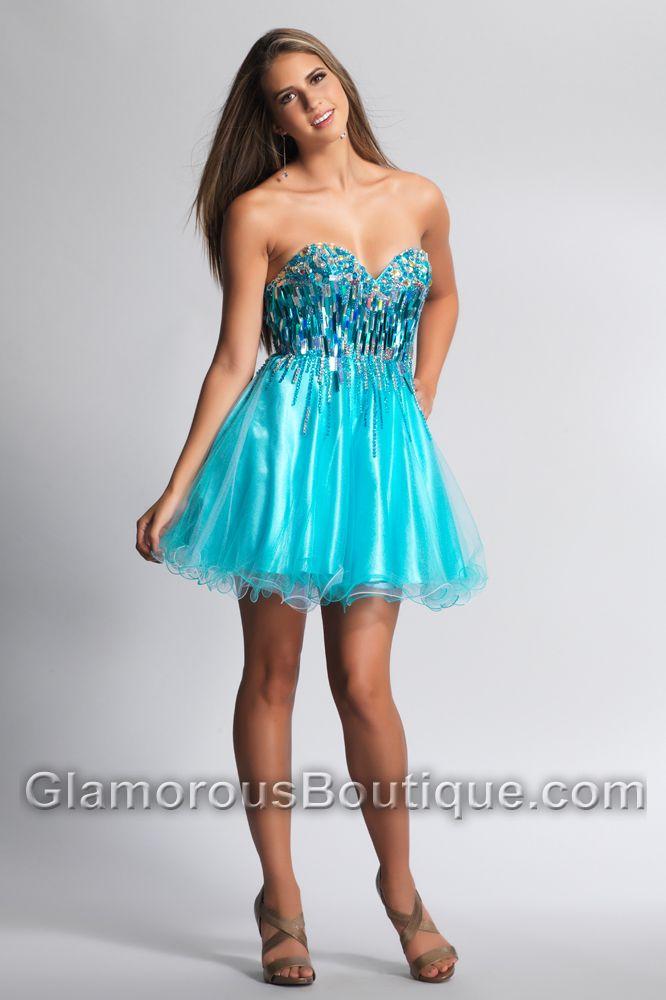 Orange Dama Dress - Dama Dresses - Pinterest - Dama dresses ...