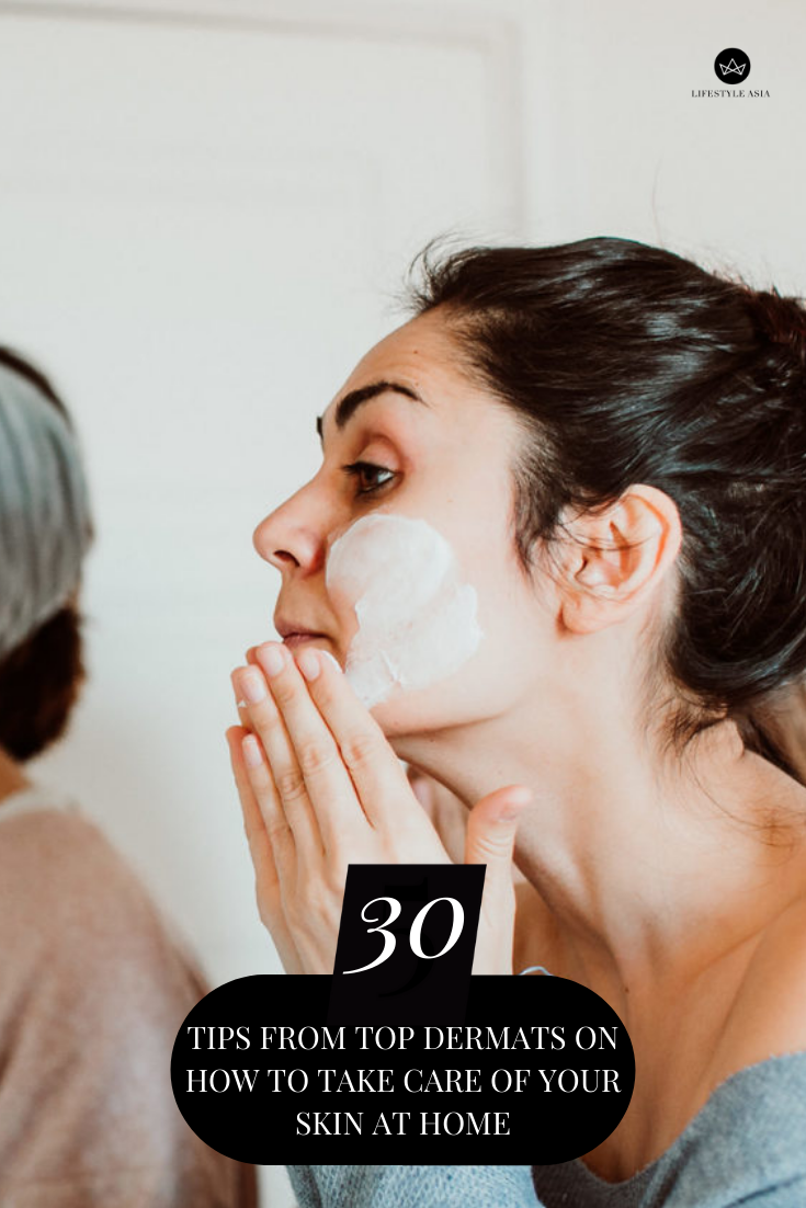 Ultimate Skincare Guide 30 Tips From Top Dermats On How To Take Care Of Your Skin At Home In 2020 Skin Care Effective Skin Care Products Skin