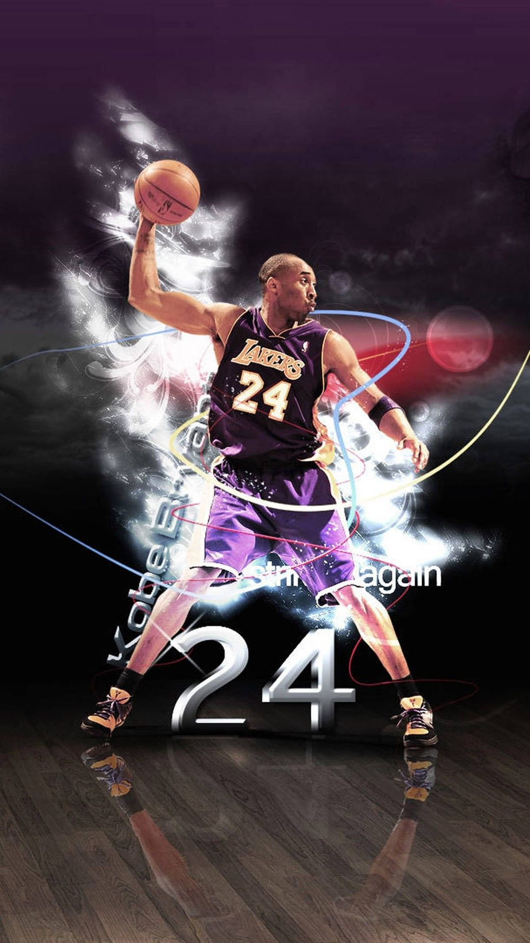 Dunk Kobe Bryant Iphone Background In 2020 Kobe Kobe Bryant