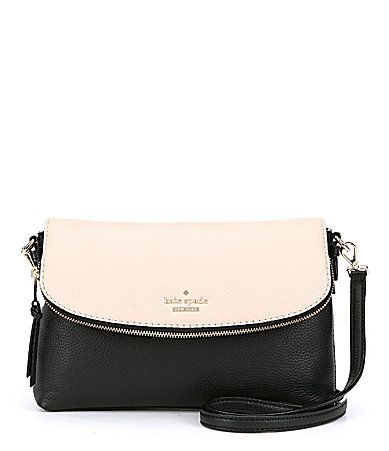 Kate Spade New York Jackson Street Collection Harlyn Colorblocked Crossbody Bag Dillards