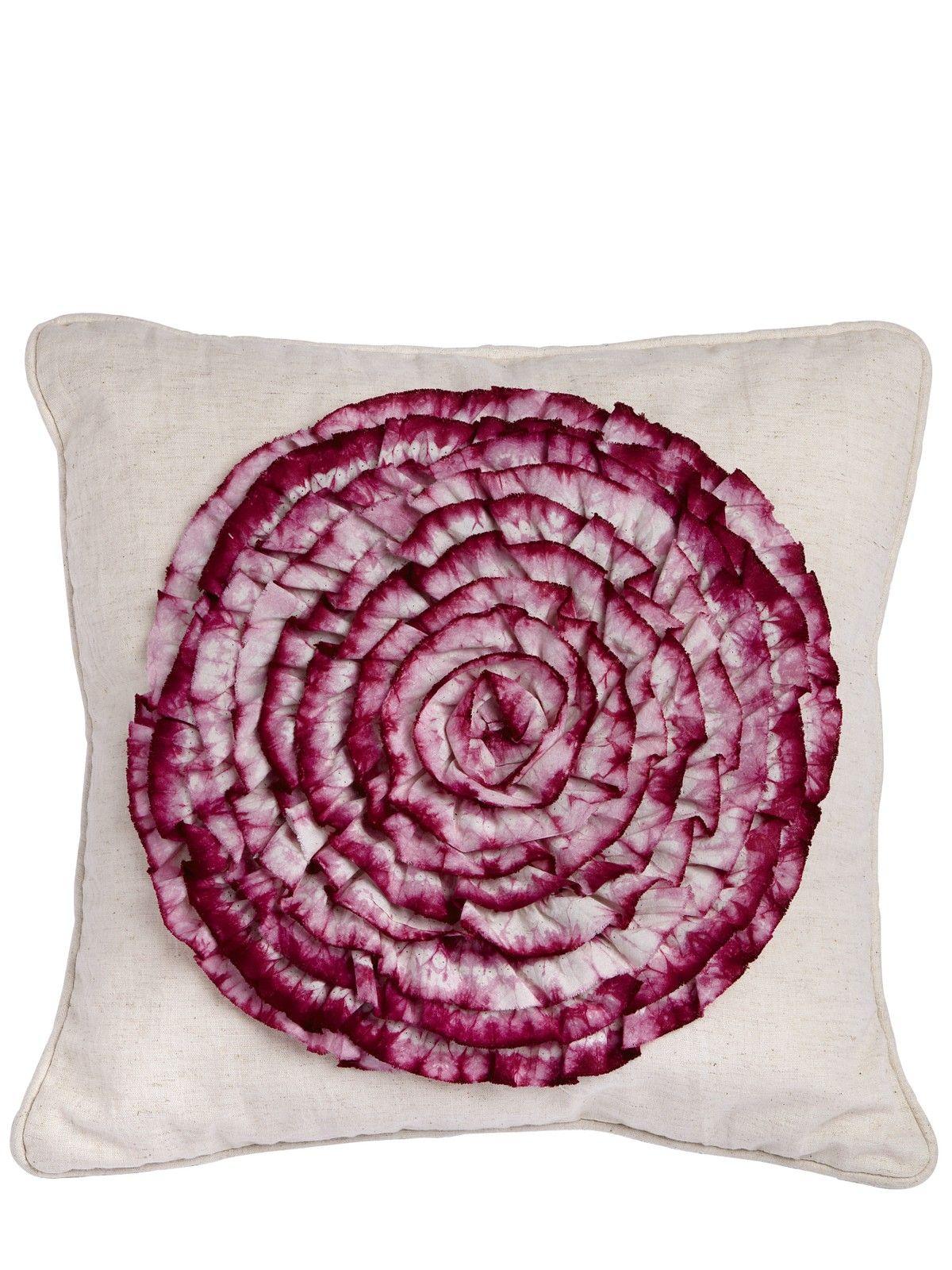 3D Tie Dye Flower Scatter Cushion 80beb8e012