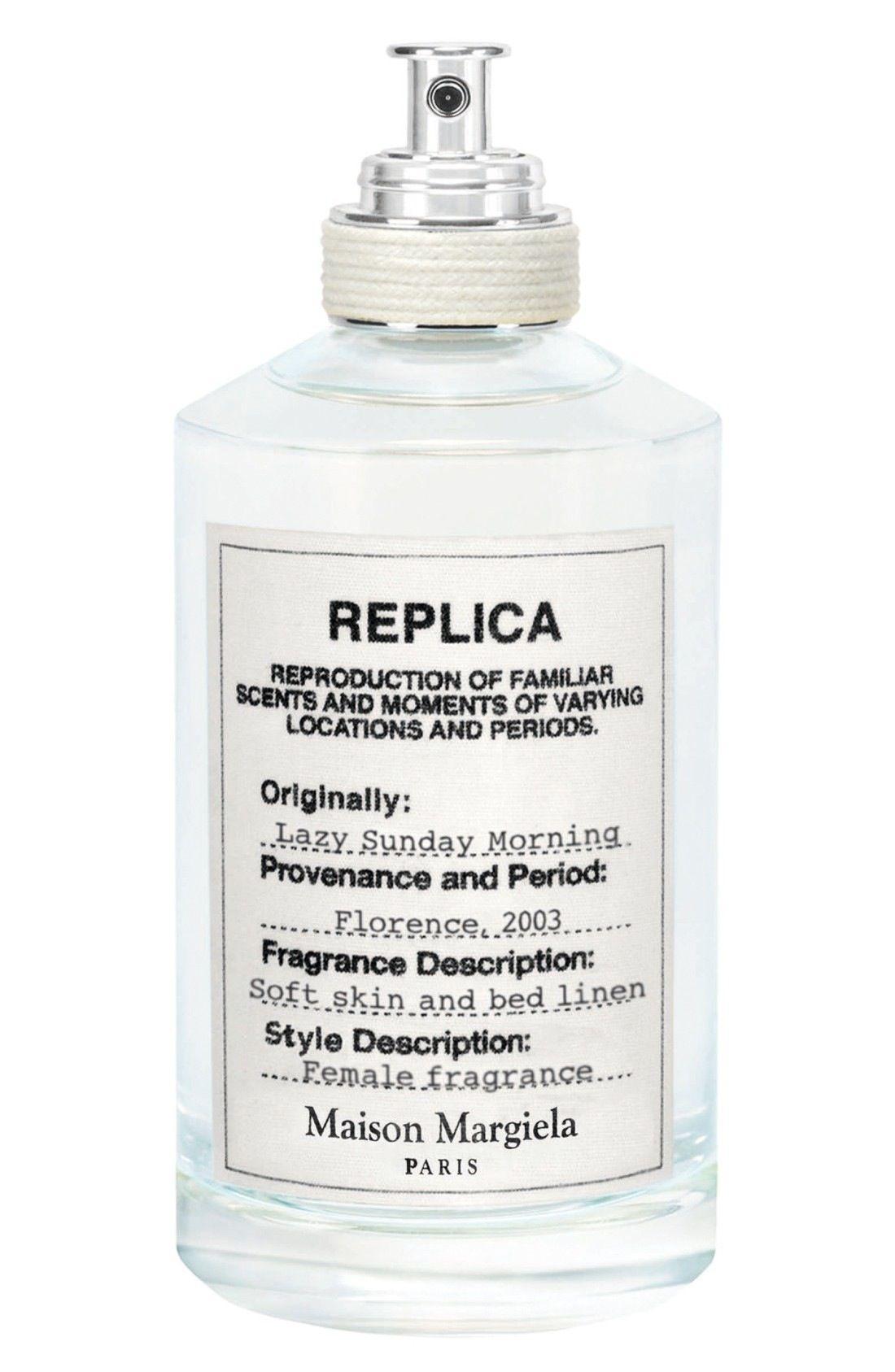 Replica Parfum Lazy Sunday Morning, natürliche produkte