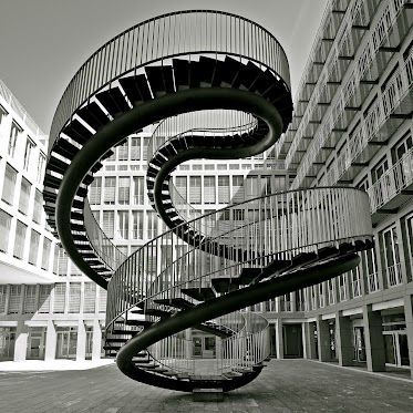 Neverending Stairs Staircase Design Stairs Staircase
