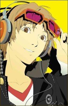 Yosuke Hanamura persona 4 golden | Persona Games/Art and