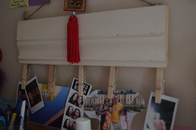DIY Picture Holders