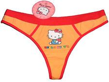 66df8b2bf HELLO KITTY APPLE SEXY THONG PANTY UNDERWEAR | Hello Kitty Underwear ...