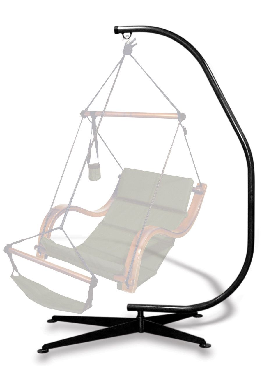 Hammaka Suelo C Hammock Chair Stand Hanging Lounge Chair Hammock Chair Porch Swing