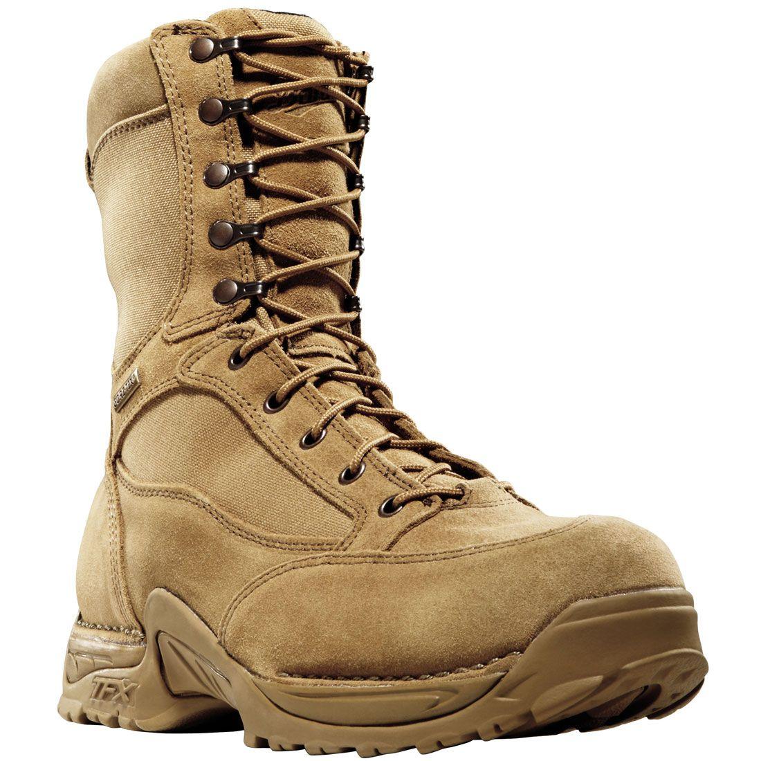 26010 Danner Men's Desert Eagle GTX Combat Boots - Mojave | Boots ...
