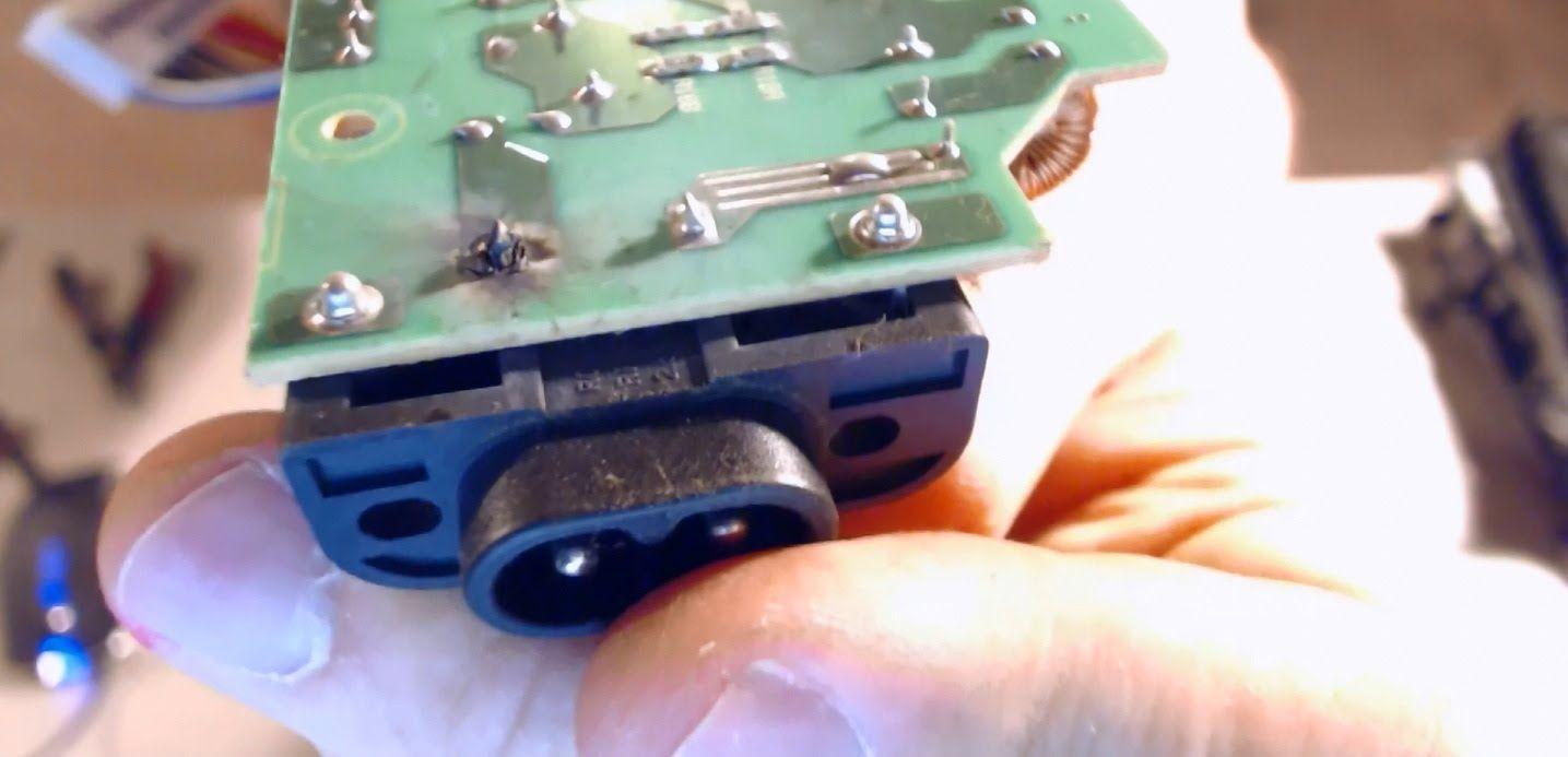 How to repair an original xbox that will not turn power