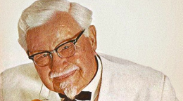 How Kfc S Colonel Sanders Built A Fried Chicken Empire Fried Chicken Colonel Sanders Kfc