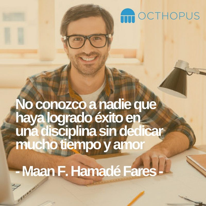 El mundo necesita gente que ame lo que hace #FelizLunes  #Octhopus #AsistentesVirtuales que te ayudan a hacer crecer tu negocio.