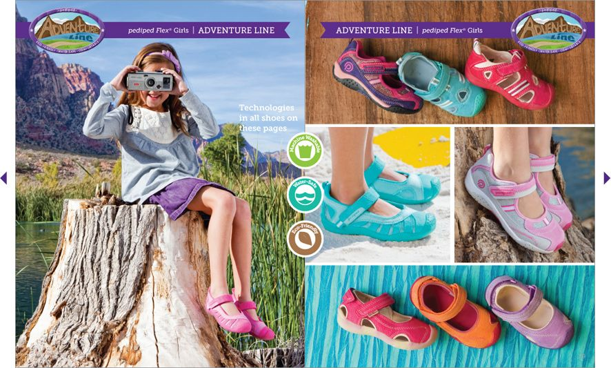 Cute summer/spring shoes for the kiddo