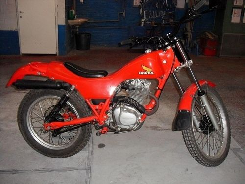 Honda Bikes for Sale | The Honda Trials History | Honda