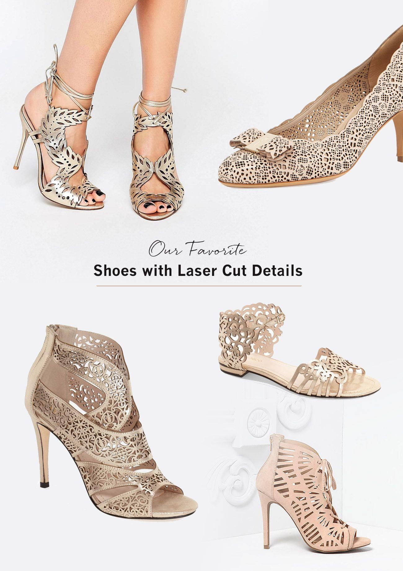 f7e4c41553ce The best laser cut detail shoes  tuesdayshoesday