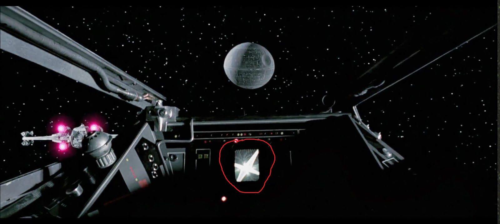 X-Wing cockpit