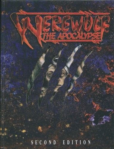 Werewolf: The Apocalypse (2nd Edition) used stuff from it in