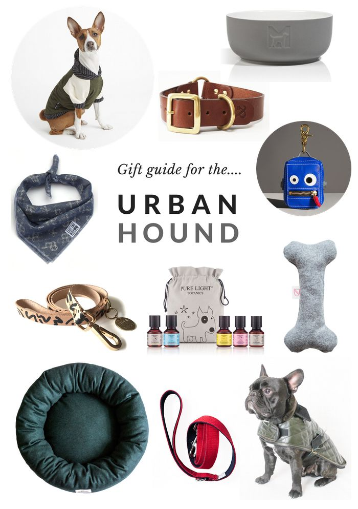 From London to New York and Berlin, here's our 11 gifts picks for the achingly hip urban hound: http://www.styletails.com/2016/11/22/gift-guide-the-urban-hound/