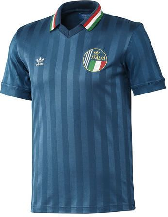 Italy 2014 adidas Originals Retro Shirt  06624f2e43560