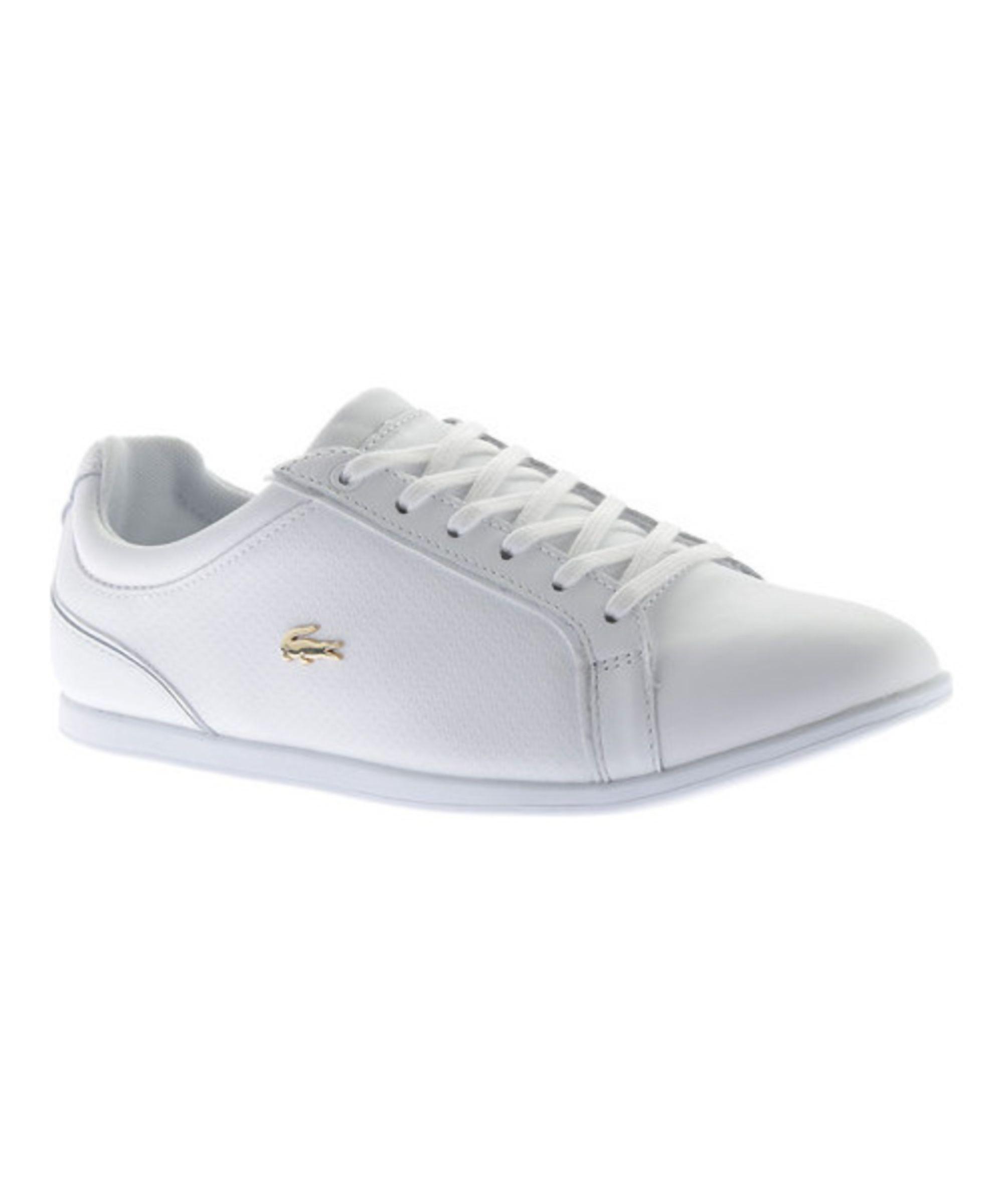 09058b5e11 LACOSTE | Lacoste Women's Rey Lace 1 Leather Sneaker #Shoes ...