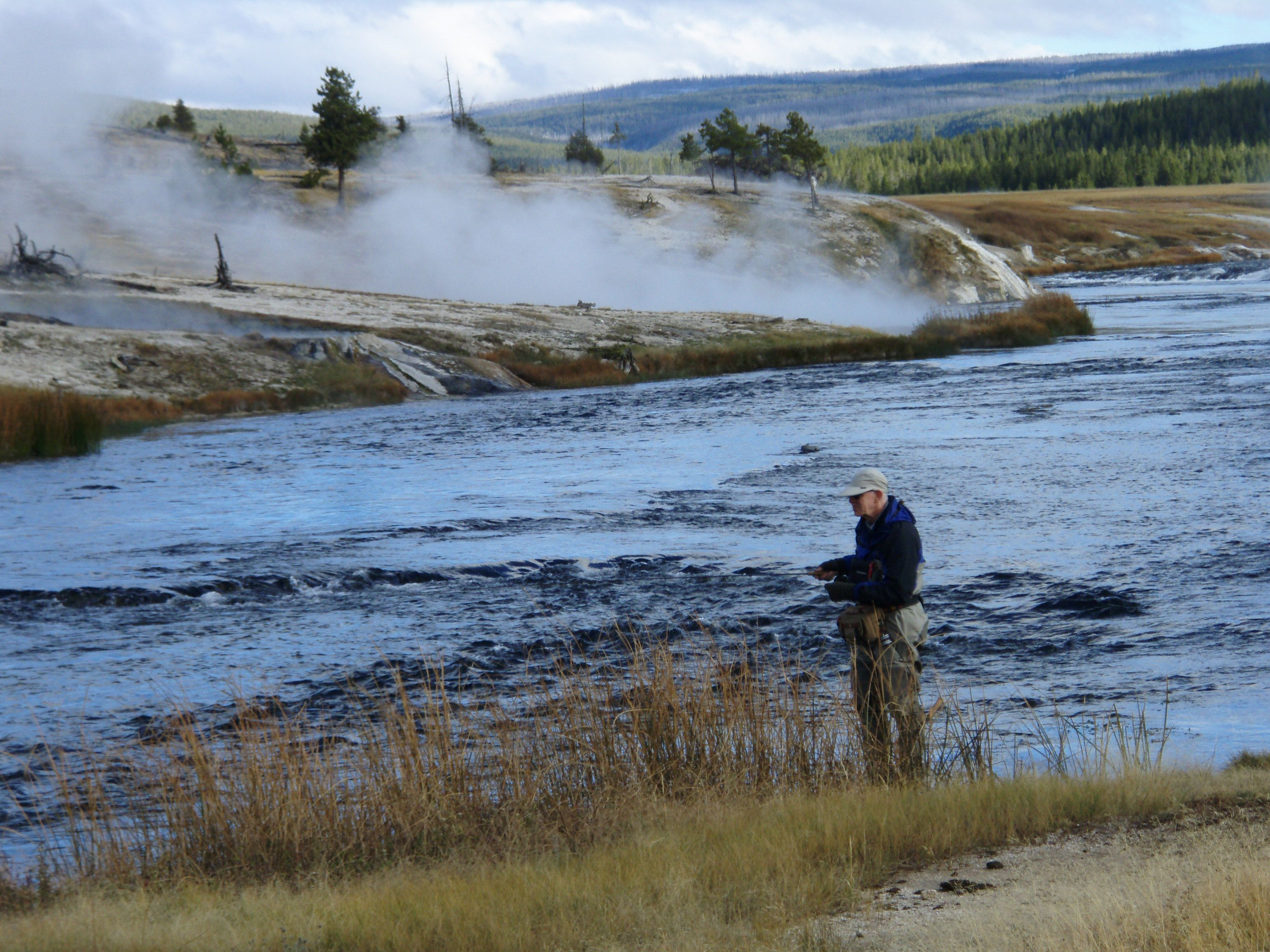 Fly Fishing Yellowstone National Parks Fly Fishing Women