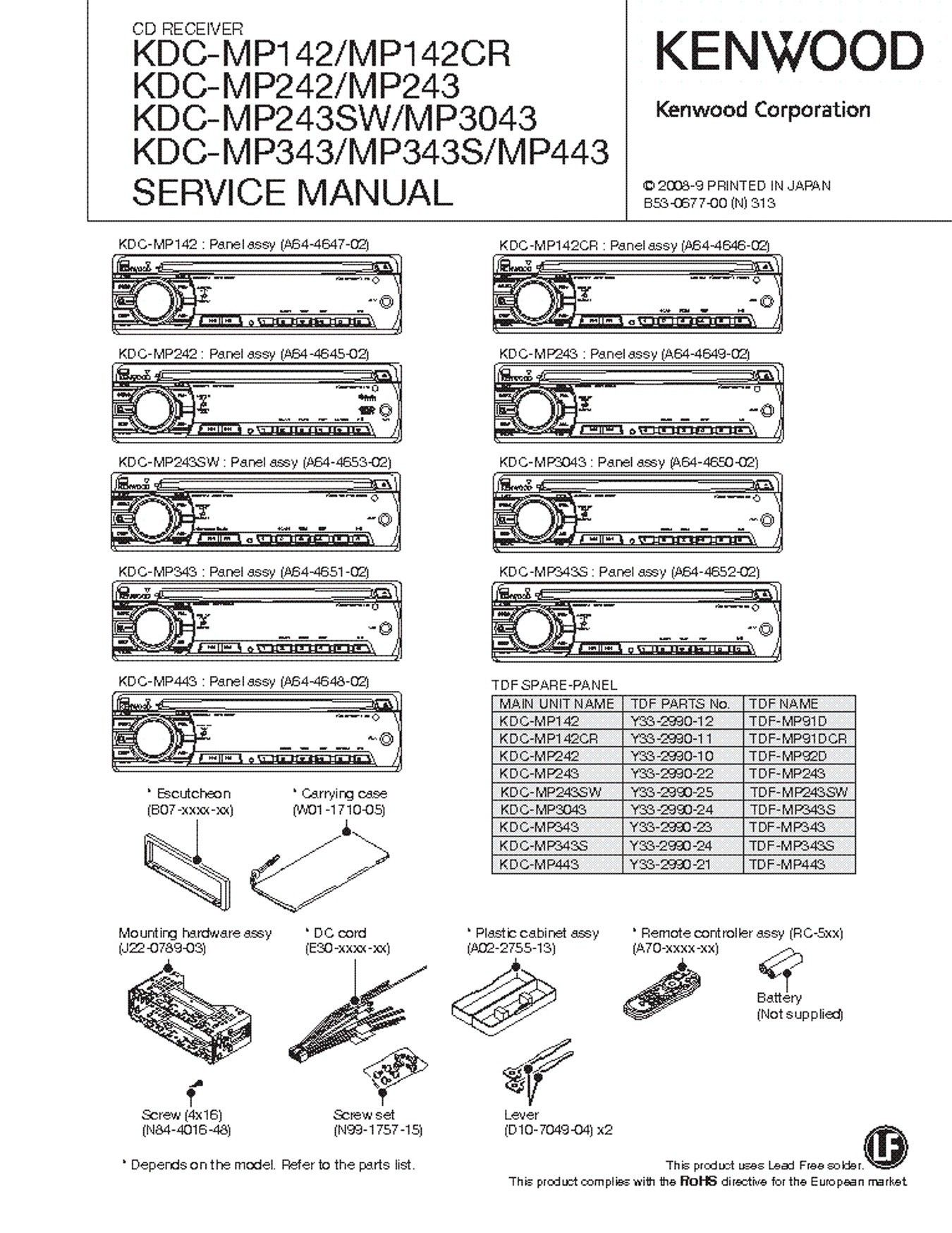 Wiring 16pin Kenwood Kdc 248u Wiring Harness Diagram Full Version Hd Quality Harness Diagram