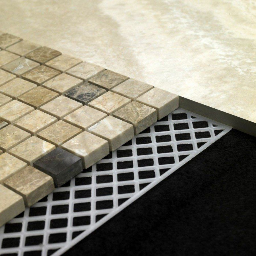 Attach Mosaic Mesh Backing Sheets To The Back Of Any Tile And Instantly Make Them More Rigid Easy Handle