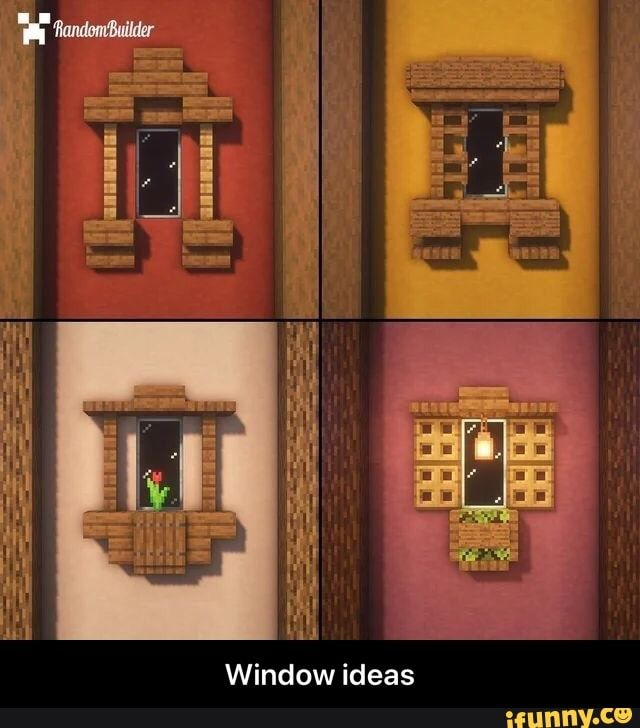 Window ideas - Window ideas - iFunny :)