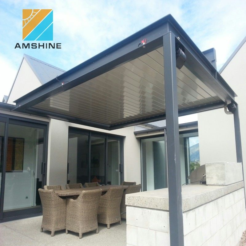 Diy Adjustable Roof Louvers,Electric Louvered Pergola