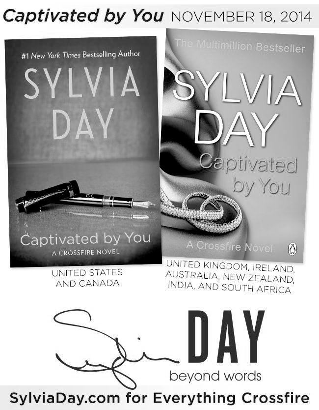 sylvia day crossfire series pdf
