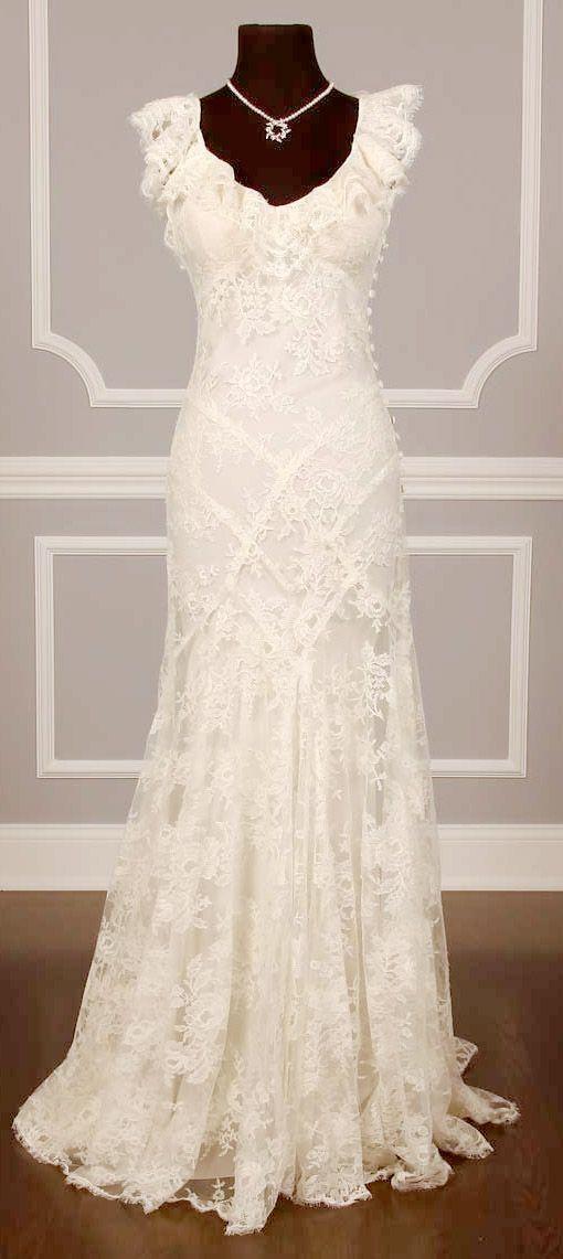 Robes Vintage dentelle 10 belles tenues | Wedding dress, Lace ...