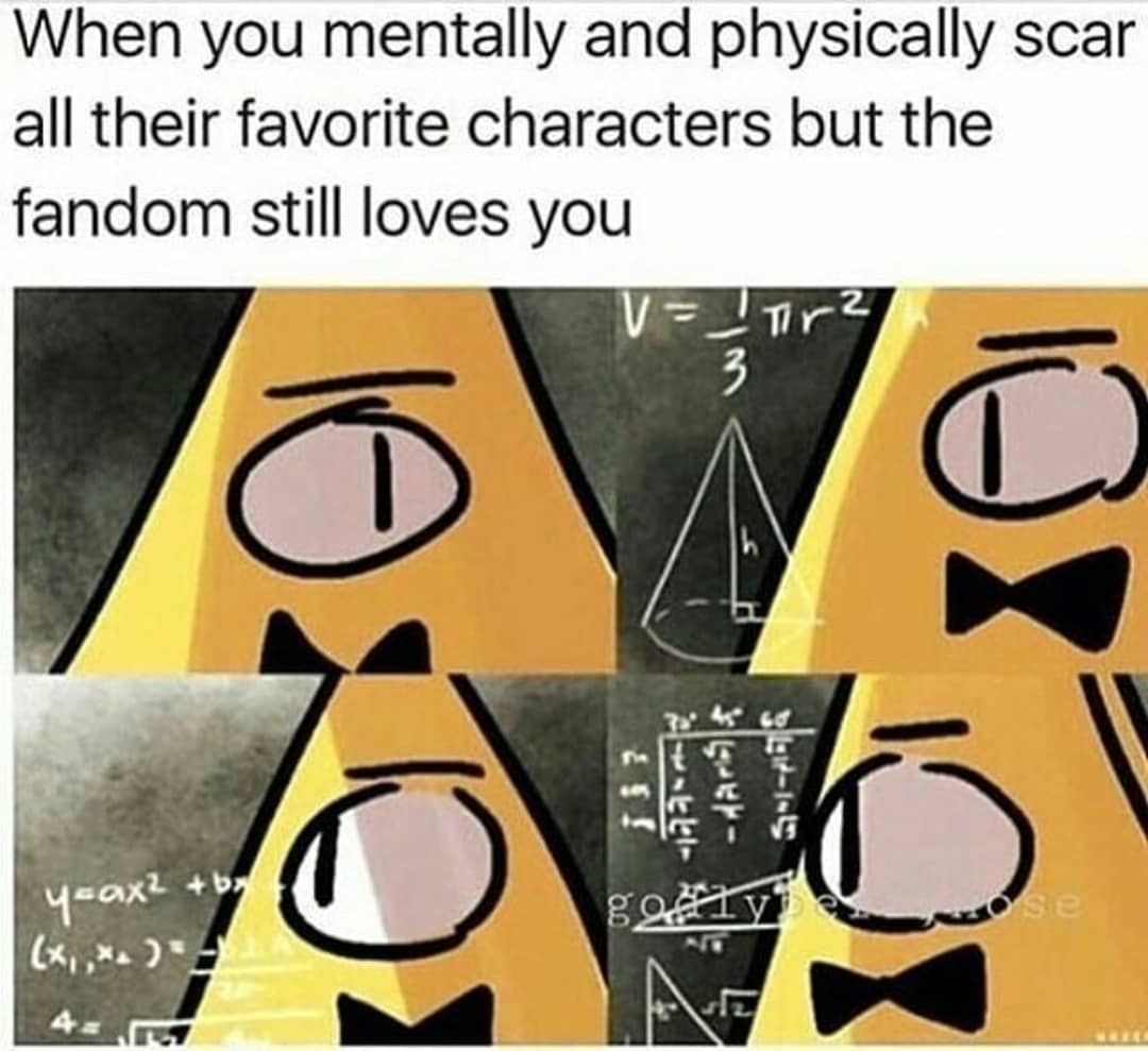 Bill Cipher Memes Google Search With Images Gravity Falls