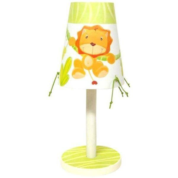 Lampe Jungle Titoutam | Jungle, Peuplier et Idée déco chambre