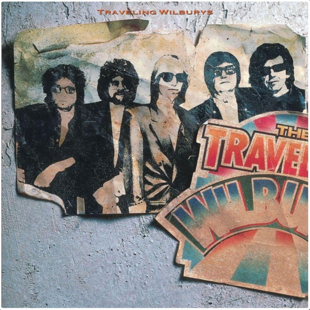 Traveling Wilburys Volume One [Latest Pressing] LP Vinyl