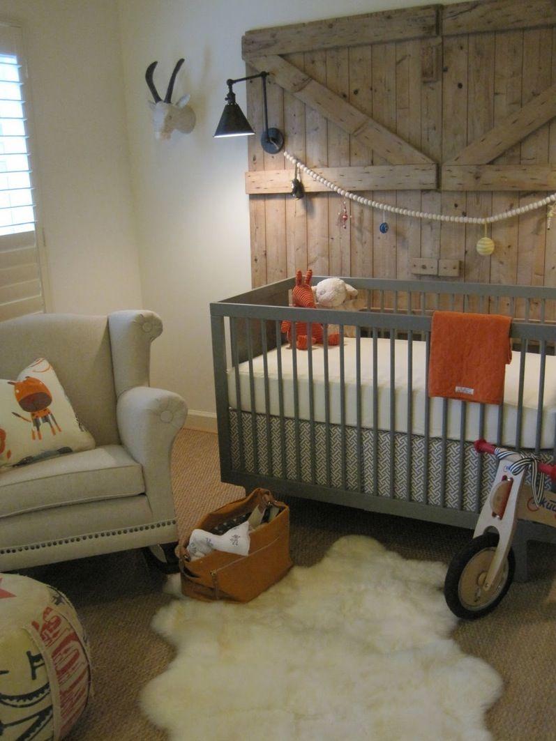 Farmhouse Style Baby Boy Nursery 28 Neutral Baby Nursery