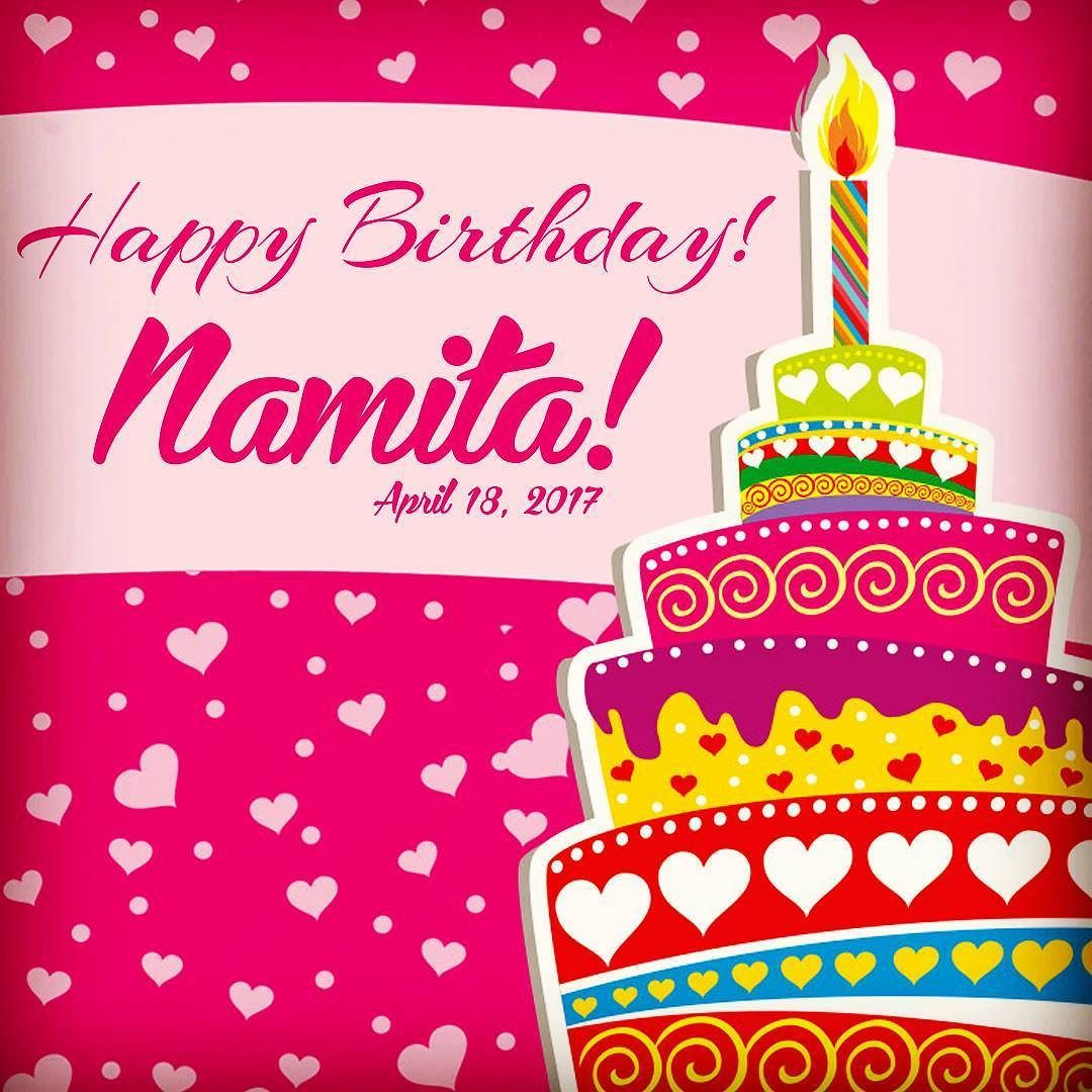 Happy Birthday Namita We Hope All Your Wishes Come True Today And Every Day Wishing You The Best From Team Matrix