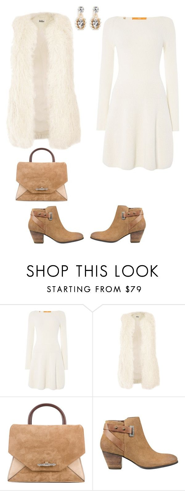 """Untitled #751"" by sajairaq ❤ liked on Polyvore featuring HUGO, Jakke, Givenchy, GUESS and Anton Heunis"